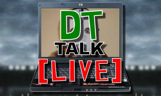 DT TALK Live: Round 4 (Thursday 8:30pm AEST)