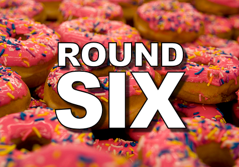 Mmmm… donuts: Round 6
