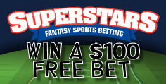 WIN $100 FREE BET: Dogs v Saints