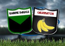 Warne Dawgs v Calvinator