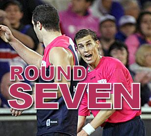 """""""I'm seeing Pink"""": Round 7"""