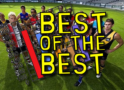 Best of the Best – Mid Season Review