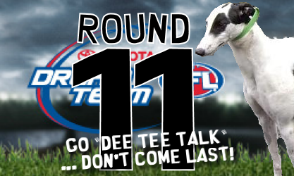 AFL Dream Team Chat and Discussion: Round 11
