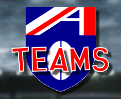 AFL TEAMS: Round 16 UPDATED