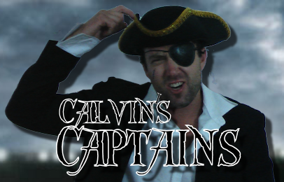 Calvin's Captains – Rd. 16 UPDATED