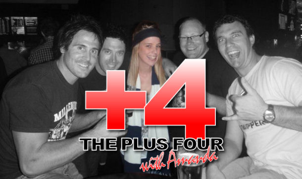 The Plus Four: Round 16 Special Edition