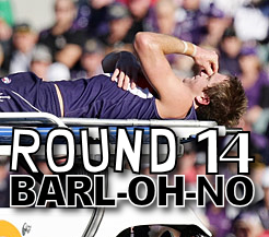 BARL-OH-NO: Round 14 Review