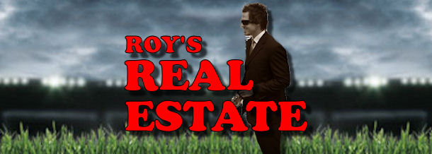 Roy's Real Estate: Round 1 Finals