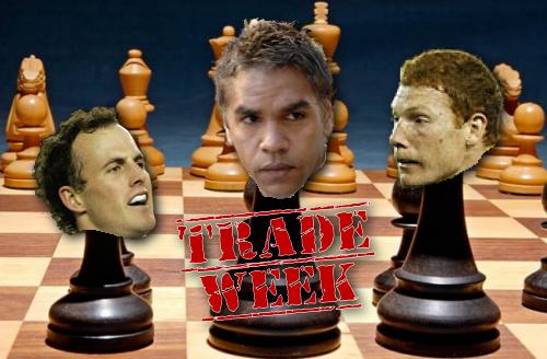 AFL Trade Week 2010: Dream Team Wrap