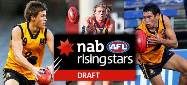 NAB Rising Stars Draft 2010