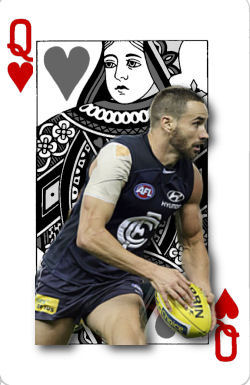 Andrew Walker: Deck of Dream Team 2011