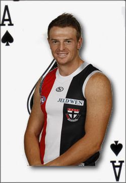 Brendon Goddard: Deck of Dream Team 2011