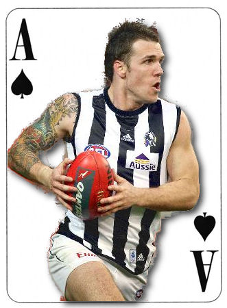 Dane Swan: Deck of Dream Team 2011