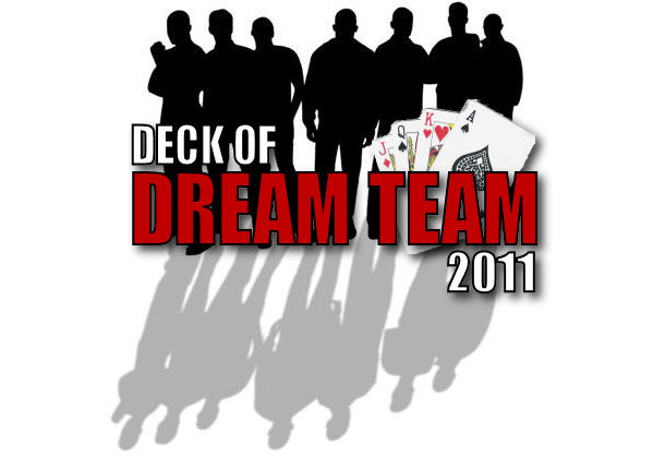 Deck of Dream Team 2011: Starts December 10