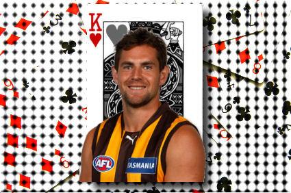 Luke Hodge: Deck of Dream Team 2011