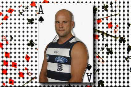 Paul Chapman: Deck of Dream Team 2011