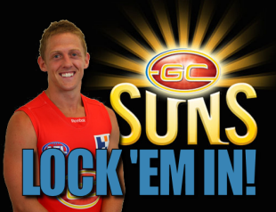 Lock 'em in: Gold Coast Suns