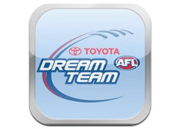 iPhone app now available for AFL Dream Team