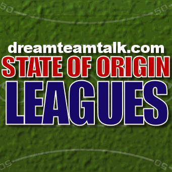 DT TALK State of Origin Leagues – OPEN