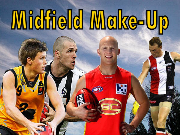 Midfield Make-Up
