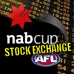 NAB Cup Stock Exchange