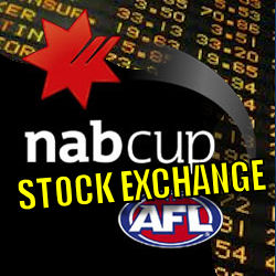 NAB Cup Stock Exchange: Round 2