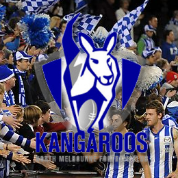 North Melbourne Kangaroos: Dream Team Preview