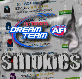 AFL Dream Team Smokies