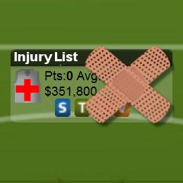 AFL Injury List: NAB Cup/Challenge – Round 3