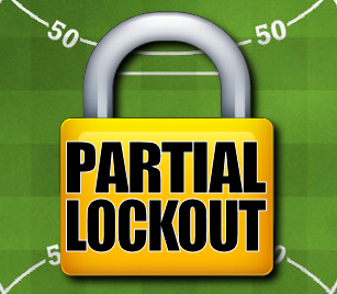 The Partial Lockout: In Effect