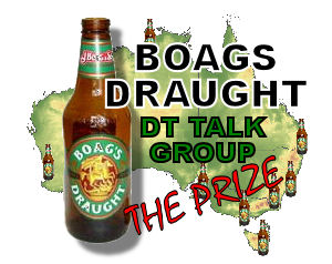 Boag's Group: The Prize