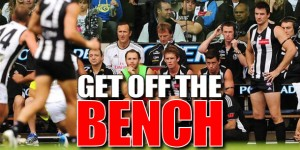 Get Off The Bench: Rd 5 Early Edition