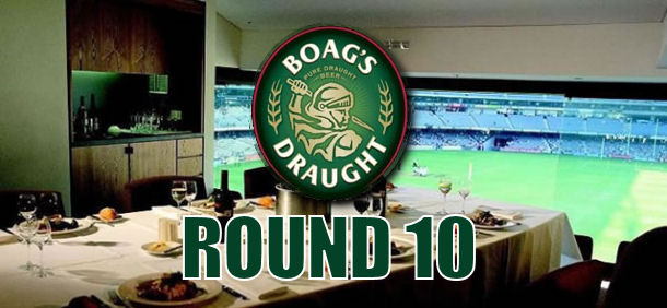 Thanks Boag's: Round 10 Discussion