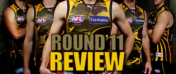 Where's Buddy? Round 11 Review