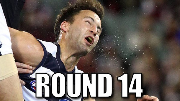 It's confirmed, no Jimmy: Round 14 Discussion