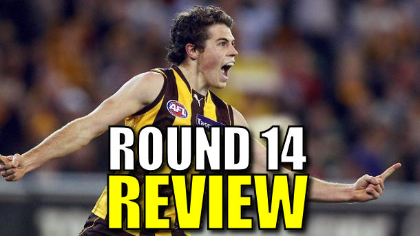 I want some more Hawks: Round 14 Review