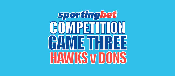 DT TALK/Sportingbet Competition: Game 3