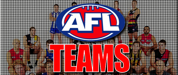 AFL Teams: Round 16