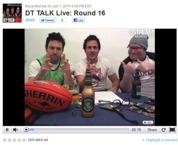 DT TALK Live: Round 16