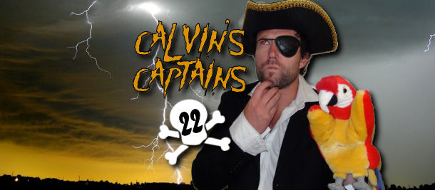Calvin's Captains – Rd. 22