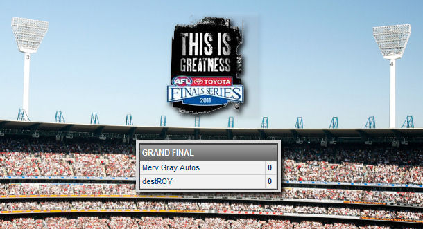 AFL Dream Team Grand Finals Chat and Discussion