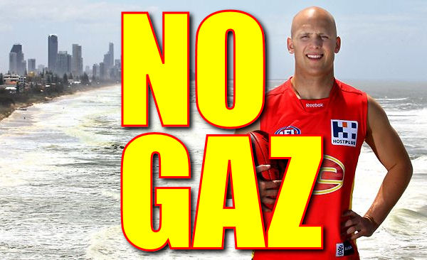 Gary Ablett Out for Rd 20
