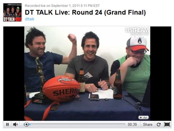 DT TALK Live: Round 24 (Grand Final Edition)