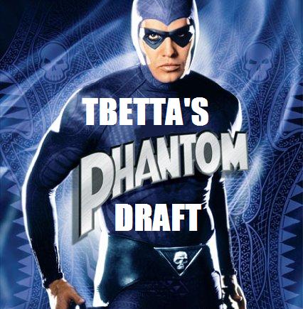Tbetta's Phantom Draft