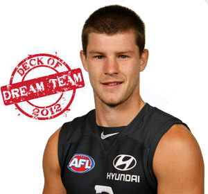 Deck of Dream Team 2012: Bryce Gibbs