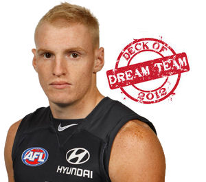 Deck of Dream Team 2012: Mitch Robinson