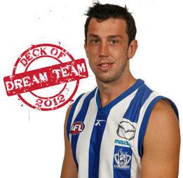 Deck of Dream Team 2012: Todd Goldstein