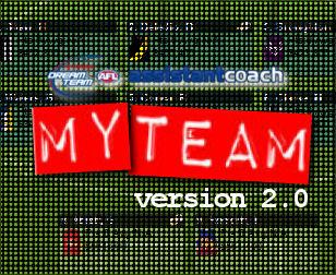 My Team 2012: Version 2.0