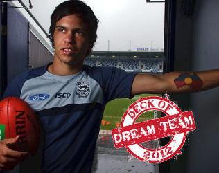 Deck of Dream Team 2012: Allen Christensen