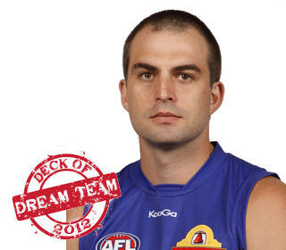 Deck of Dream Team 2012: Brian Lake